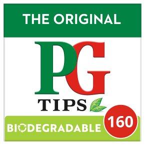 PG Tips Original 160 Tea Bags