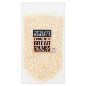 Cooks' ingredients bread crumbs