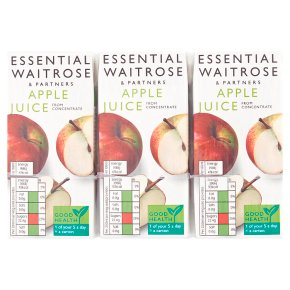 Essential Pure Juice Apple