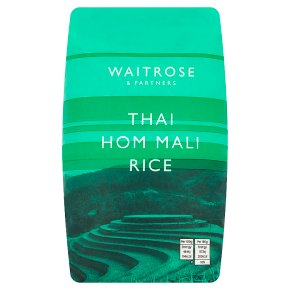 Waitrose Thai Hom Mali rice