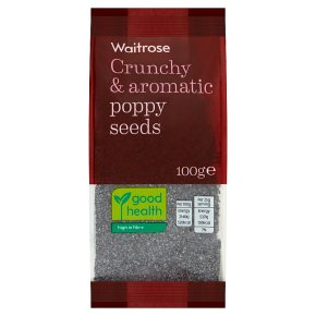 Waitrose Poppy Seeds