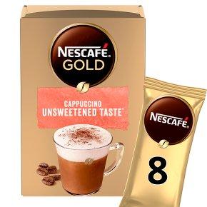 Nescafé Gold Cappuccino Unsweetened