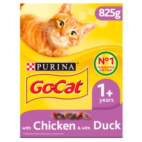 Go-Cat with Chicken and Duck