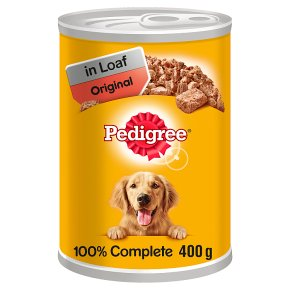 Pedigree Loaf Original