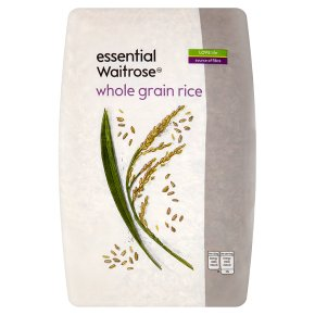 Essential Whole Grain Rice