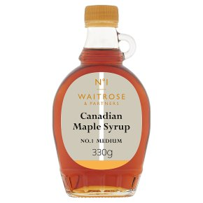 No.1 Canadian Maple Syrup No.1 Medium