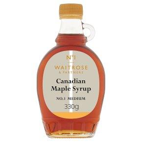 No.1 Canadian Maple Syrup No.1 Medium