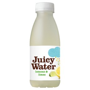 This Juicy Water lemons & limes