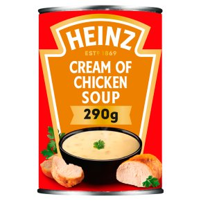 Heinz Classic cream of soup chicken