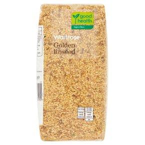 Waitrose LoveLife golden linseed