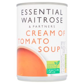 Essential Cream of Tomato Soup