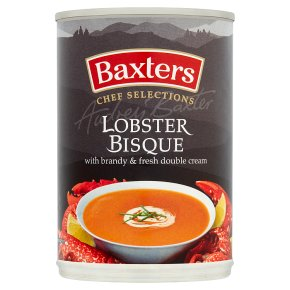 Baxters Chef Selections Lobster Bisque