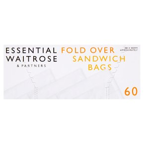 Essential Single Sandwich Bags