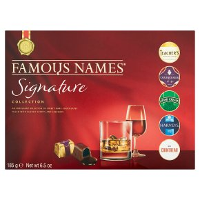 Famous Names Signature Collection