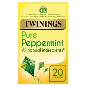 Twinings Pure Peppermint Tea 20 Tea Bags