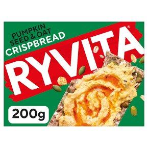 Ryvita Rye Bread Pumpkin Seed & Oats