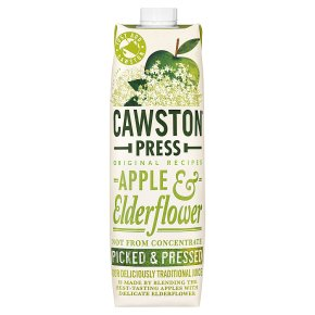 Cawston Press apple & elderflower
