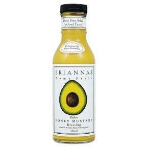Briannas Honey Mustard