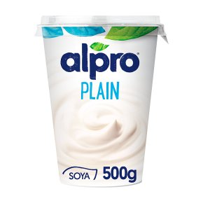 Alpro Plain Yoghurt Alternative