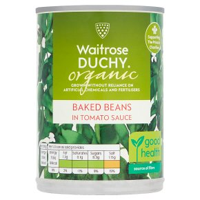 Duchy Organic Baked Beans