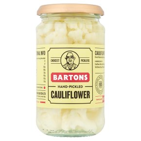 Bartons pickled cauliflower