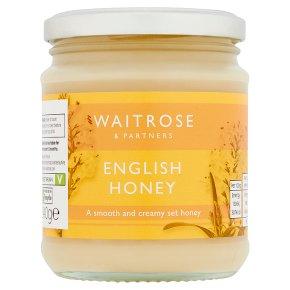 Waitrose English Honey