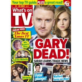 What's on TV magazine (Scotland)