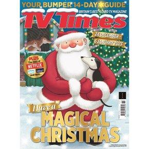 TV Times Xmas