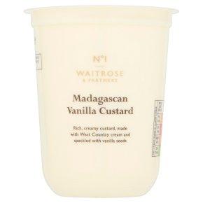 No.1 Madagascan Vanilla Custard