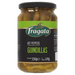 Fragata Hot Peppers Guindillas