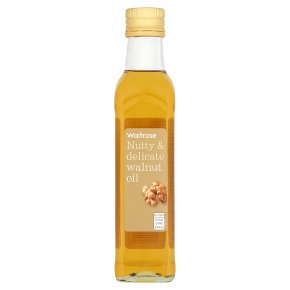 Waitrose Walnut Oil