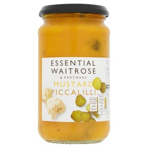 Essential Mustard Piccalilli