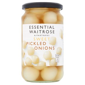 Essential Sweet Pickled Onions