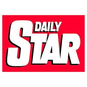 Daily Star Saturday Eng & Wales