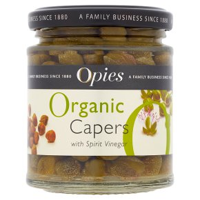 Opies capers in vinegar