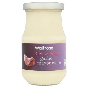 Waitrose garlic mayonnaise