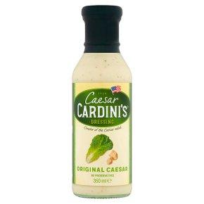 Cardini's Caesar original dressing