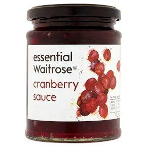 Essential Cranberry Sauce