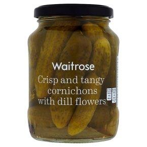 Waitrose cornichons