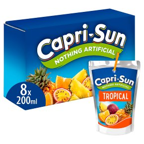 Capri-Sun Juice Drink Tropical