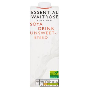 Essential Soya Drink Unsweetened