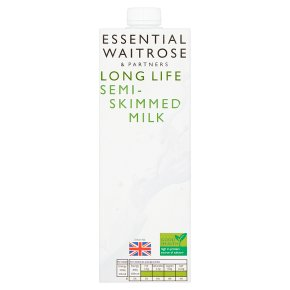 Essential Long Life Semi-Skimmed Milk