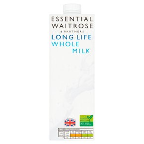 Essential Whole Long Life Milk