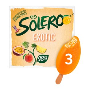 Solero Exotic 3s