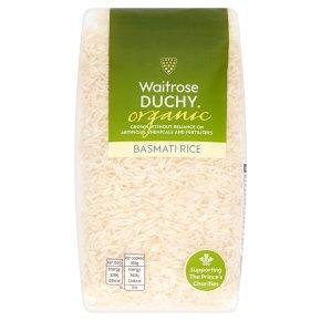 Waitrose DUCHY Basmati Rice