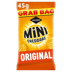 Jacob's mini cheddars original