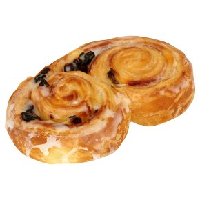 Lemon & Sultana Danish