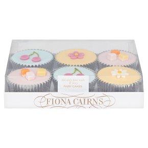 6 Seasonal Fairy Cakes