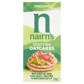 Nairn's oat cakes