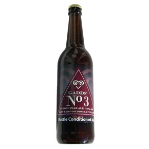 Gadds' No 3 Bottle Conditioned Ale England
